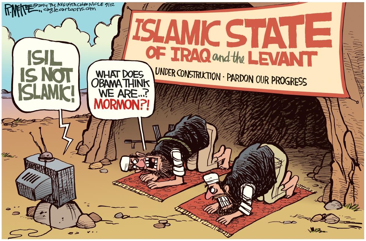 Islams skyggesider